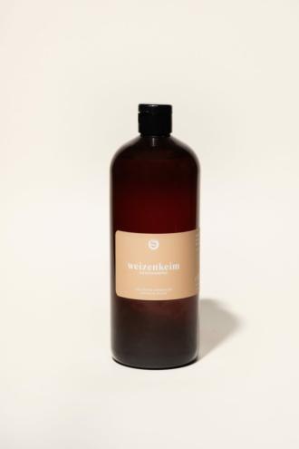 Weizenkeim Haarshampoo 1-l