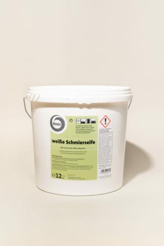 Weiße Schmierseife 1-kg-Dose Neutralwaschpaste