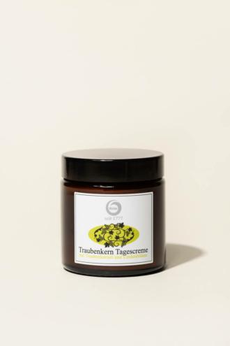 Traubenkernöl-Tagescreme 100-ml